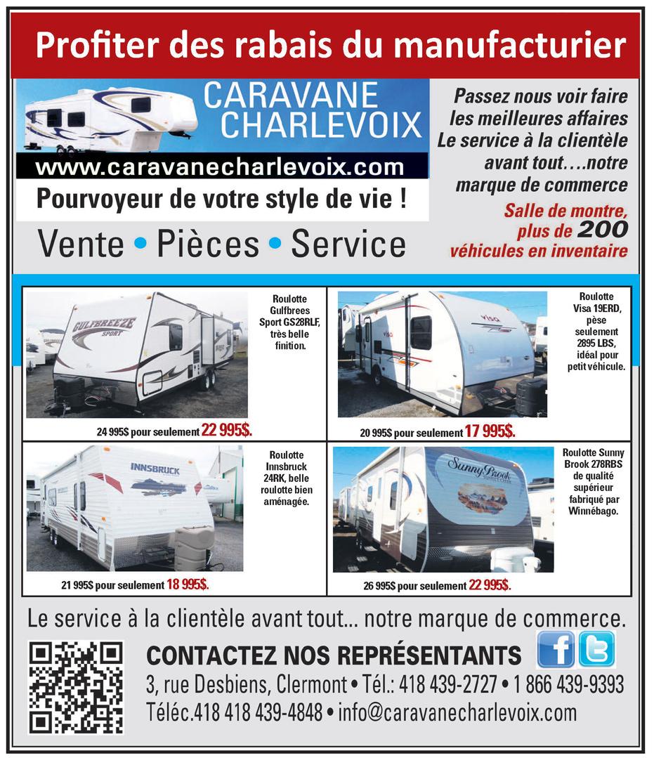 Rabais-Caravane